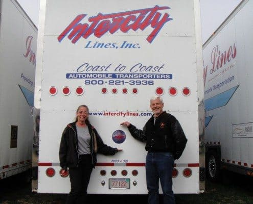 Intercity Lines Kramer and Michelle Drivers